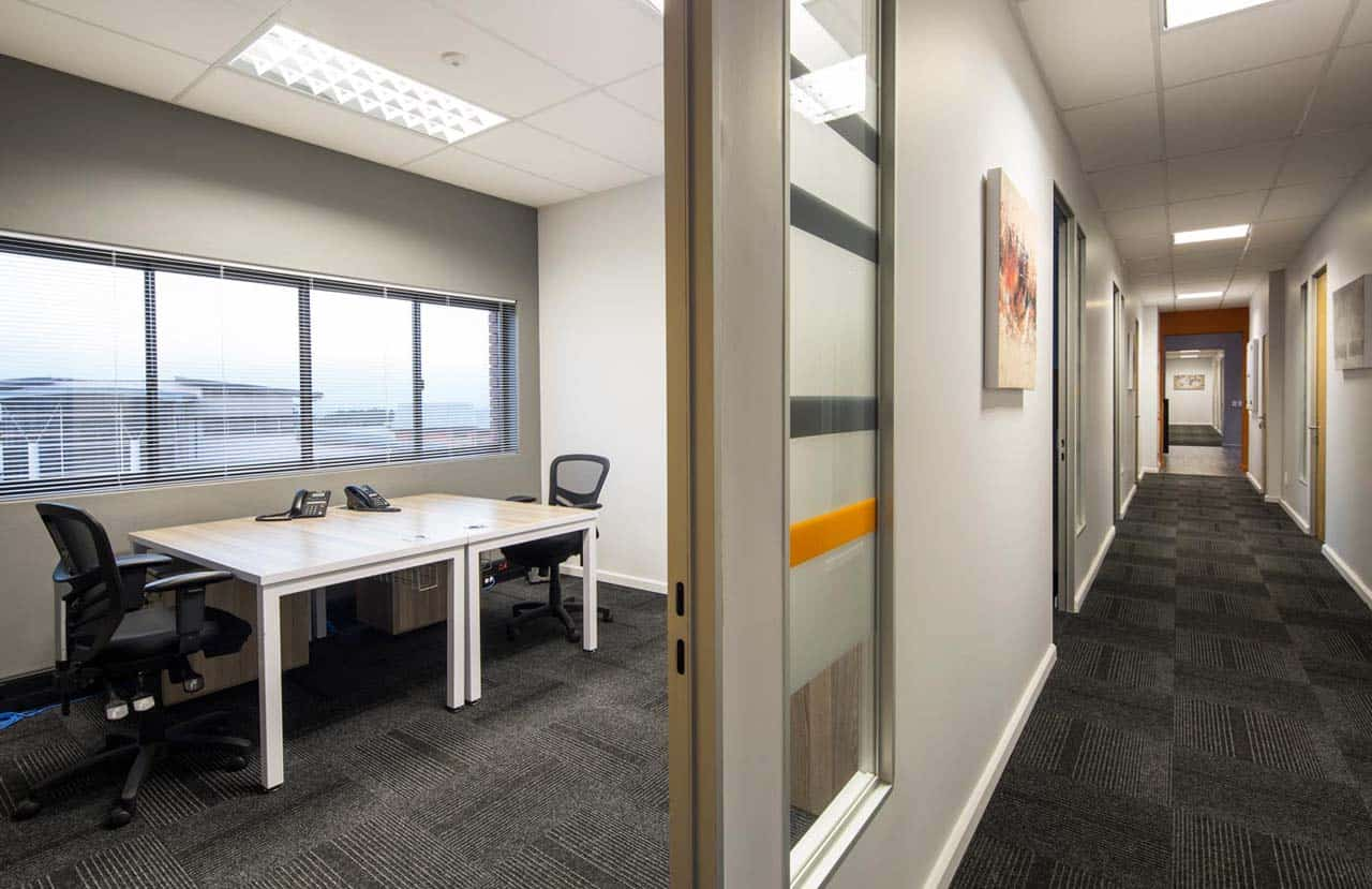 Furnished and serviced office to rent in Pietermaritzburg, The Workspace Montrose