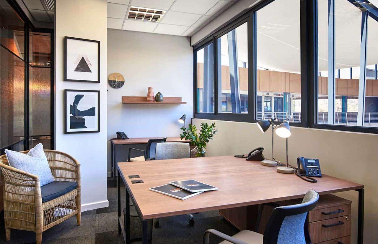 Serviced office space to rent in Pretoria, The Workspace Pretoria