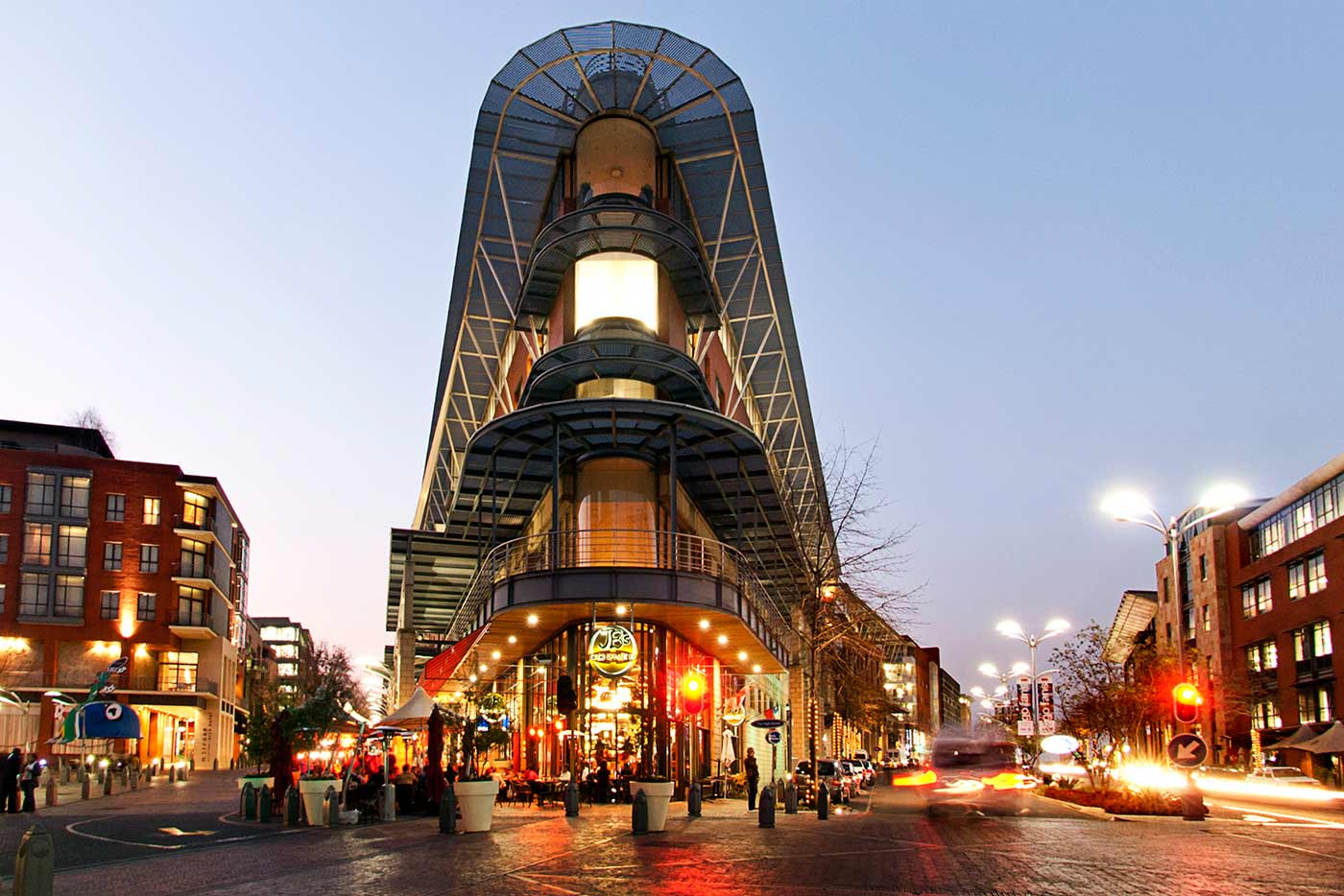 Office space to rent in Melrose Arch - The Workspace Melrose Arch