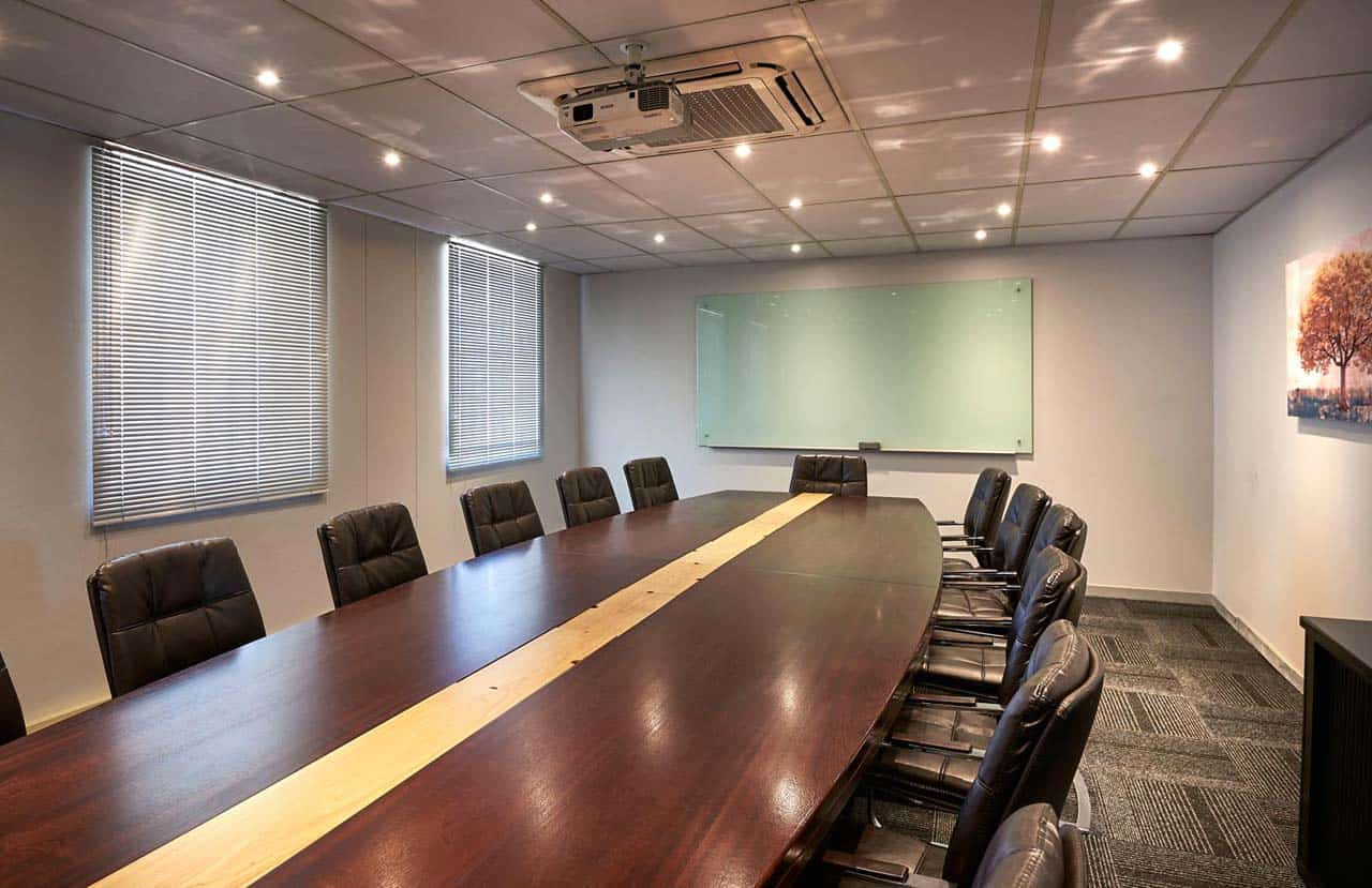 the workspace midrand boardroom
