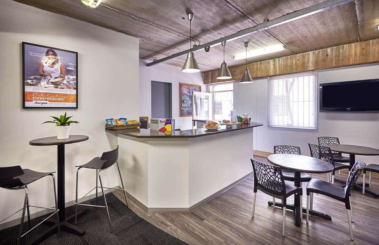 the workspace midrand canteen