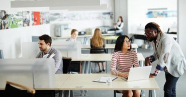 coworking spaces busy hr human resources