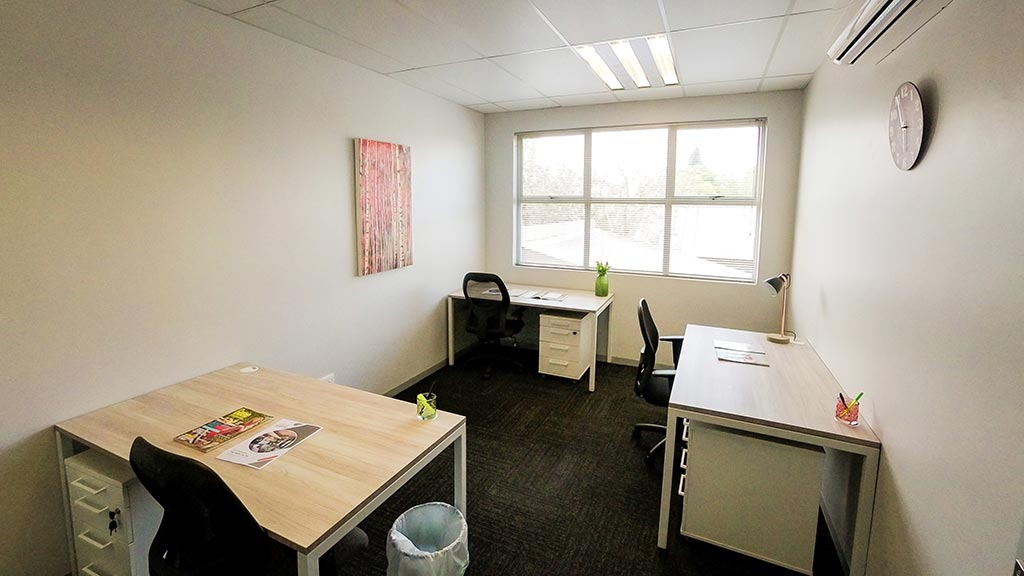 robindale serviced office space
